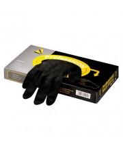 Перчатки Professional Black Comair латекс средние 3011912