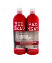 Шампунь и кондиционер для слабых ломких волос TIGI Bed Head Urban Antidotes Resurrection 750+750 мл