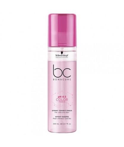 Спрей-кондиціонер для фарбованого волосся Schwarzkopf BC Color Freeze pH 4.5