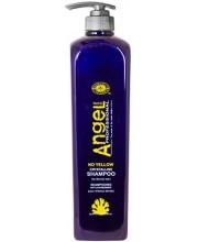 Шампунь для нейтралізації жовтого пігменту Angel Professional