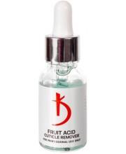 Ремувер для удаления кутикулы з фруктовими кислотами Kodi Professional, 15 мл
