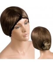 Сеточка для волос черная Eurostil 01049/50