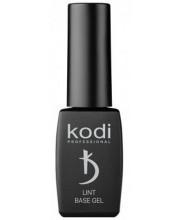 Базовое покрытие для гель-лака Kodi Professional Lint Base Gel, 12 мл