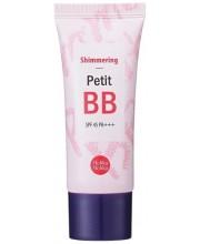 Сияющий BB-крем для лица Holika Holika Shimmering Petit BB Cream SPF 45 PA+++