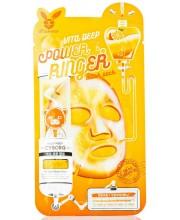 Питательная маска мгновенного действия Elizavecca Vita Deep Power Reinger Mask Pack