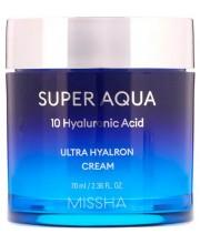 Увлажняющий крем для лица Missha Super Aqua Ultra Hyalron Balm Cream Original