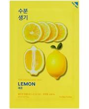 Тканевая маска с экстрактом лимона Holika Holika Pure Essence Mask Sheet Lemon
