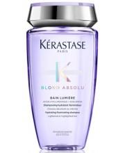 Шампунь-ванна для блеска осветленных волос Kerastase Blond Absolu Bain Lumiere