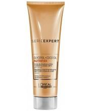 Термозащитный крем для питания сухих волос LOreal Nutrifier