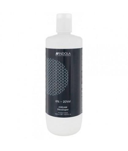Крем-проявитель 6% (20 Vol) Indola Cream Developer