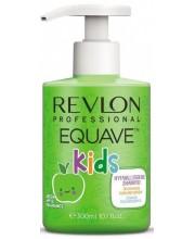 Шампунь для детей 2 в 1 Revlon Equave Kids