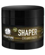 Легкая кремовая паста для укладки волос Joico Shaper