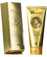 Очищающая пенка с муцином улитки и золотом Elizavecca 24k Gold Snail Cleansing Foam