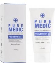 Увлажняющий крем для сухой и чувствительной кожи APieu Pure Medic Intense Cream