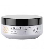 Текстуруючий віск легкої фіксації Indola Innova Texture Wax