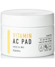 Пилинг-диски для очищения кожи с витамином C лица A'Pieu