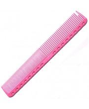 Расческа для стрижки Y.S. Park YS-336 Pink, 18.9 см