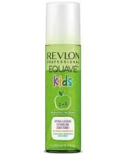 Кондиционер двухфазный Увлажнение и Питание Revlon Equave Kids