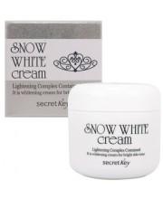 Осветляющий молочный крем Secret Key Snow White Cream