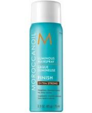 Лак для волос экстра-сильной фиксации Moroccanoil