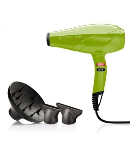 Фен для волос GA.MA Pluma Endurance 5500 2400W зеленый