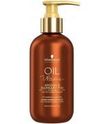 Кондиционер для нормальных и жестких волос c маслом аргана Schwarzkopf BC Oil Ultime