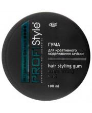 Гума для креативного моделювання зачіски (екстрасильної фіксація) PROFIStyle