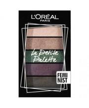 Палетка теней для век LOreal La Petite Palette