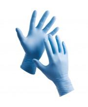 Перчатки винилнитриловые размер L Nitech (пара)