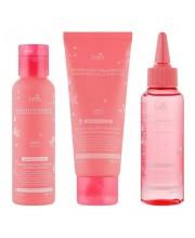 Набор для восстановления поврежденных волос Lador Blossom Edition 3*100 мл