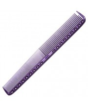 Расческа для стрижки Y.S. Park YS-335 Deep Purple, 21.5 см