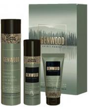 Набір Estel Genwood Shave (шампунь, гель-масло, лосьйон) GW/SH