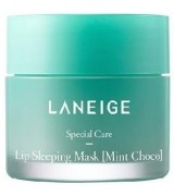 Ночная восстанавливающая маска для губ Laneige Lip Sleeping Mask Mint Choco