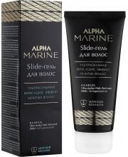 Slide-гель для волосся ультра сильної фіксації Estel Alpha Marine AM/USG