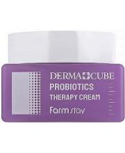 Антивозрастной крем с пробиотиками FarmStay FarmStay Derma Cube Probiotics Therapy Cream