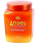 Крем питательный для волос с замороженой морской грязью Angel Professional